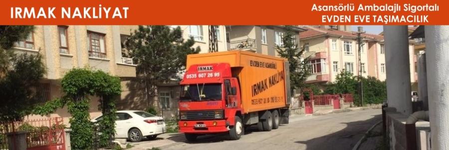 Etlik Evden Eve Nakliyat Ankara